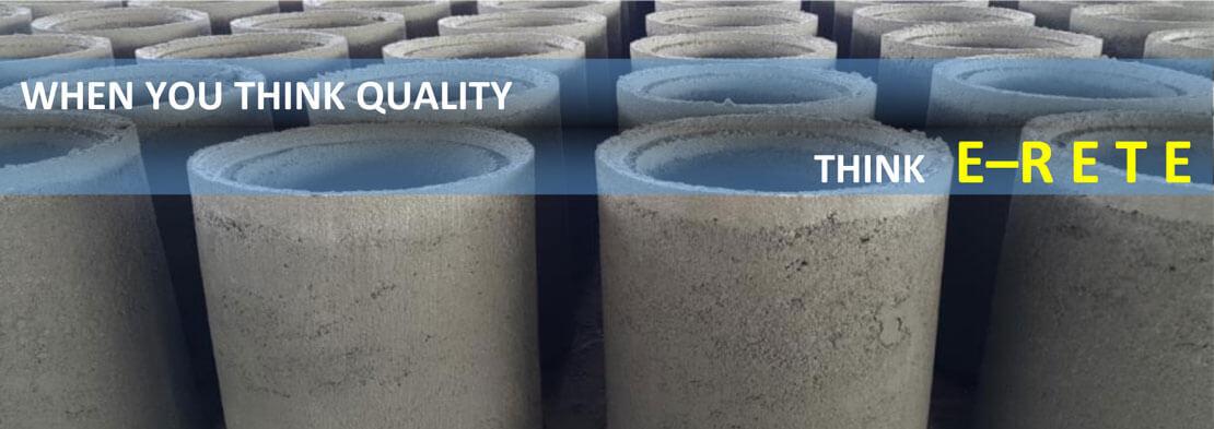 E-RETE (Malaya) Sdn Bhd - Precast Concrete Manufacturer Malaysia